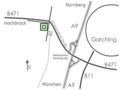 Jagerhof Anfahrt